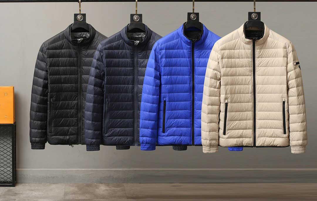 Fahison Vêtements Hommes 2020 Nouveau Automne Hiver Outwear Veste Designers broderie Imprimer Manteau de qualité supérieure Parkas 4 Couleur Taille: M-3TG