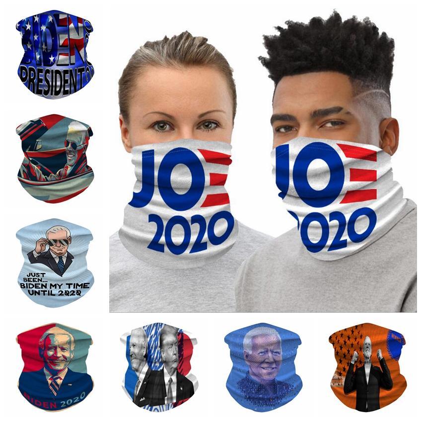 Trump Triangle magischer Schal Präsident Wahl Biden Bandana Multifunktionale Sport Fahrrad Neckercheif Kopfbedeckung Sonnenschutz-Gesichtsmasken HHD1151
