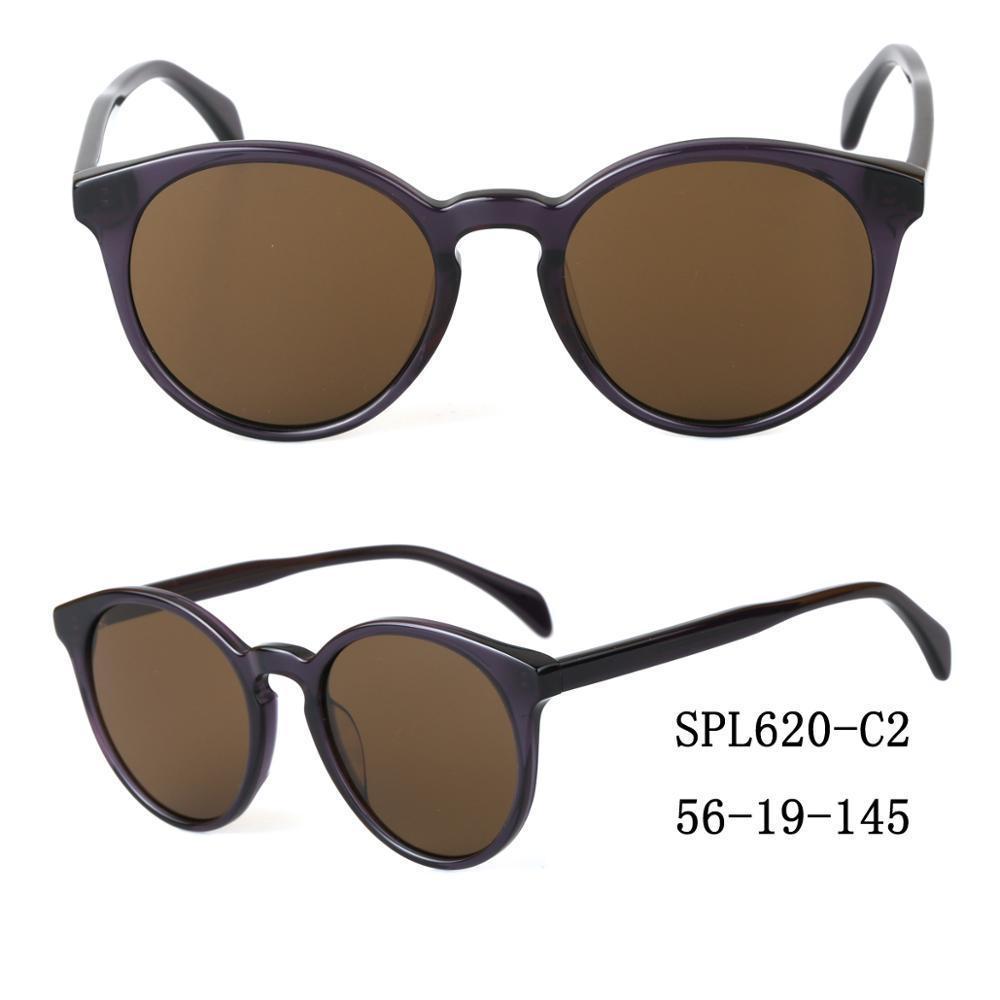 óculos de sol de alta qualidade para as mulheres forma fundo oversize retro acetato uv400 óculos de sol 2019