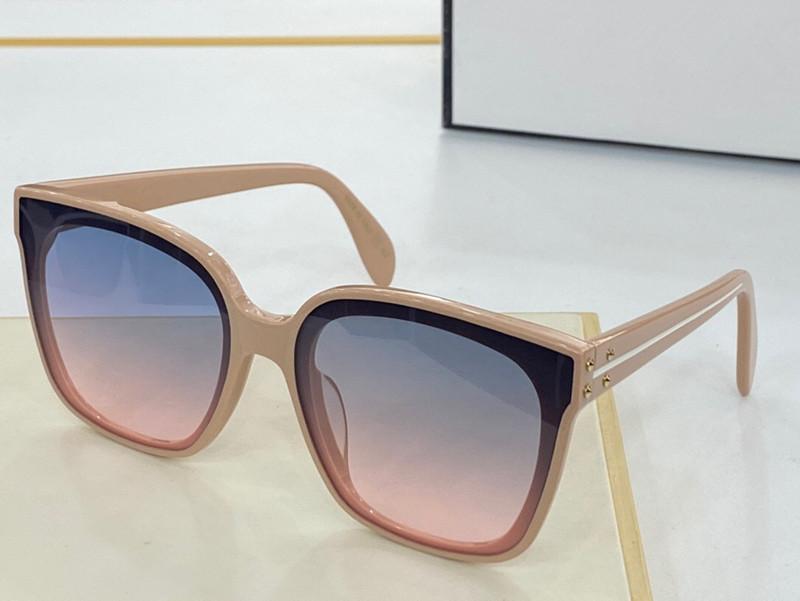 7158 Sunglasses Popular óculos de sol moda homens mulheres retrô estilo uv protetor quadrado quadro livre vem com o caso