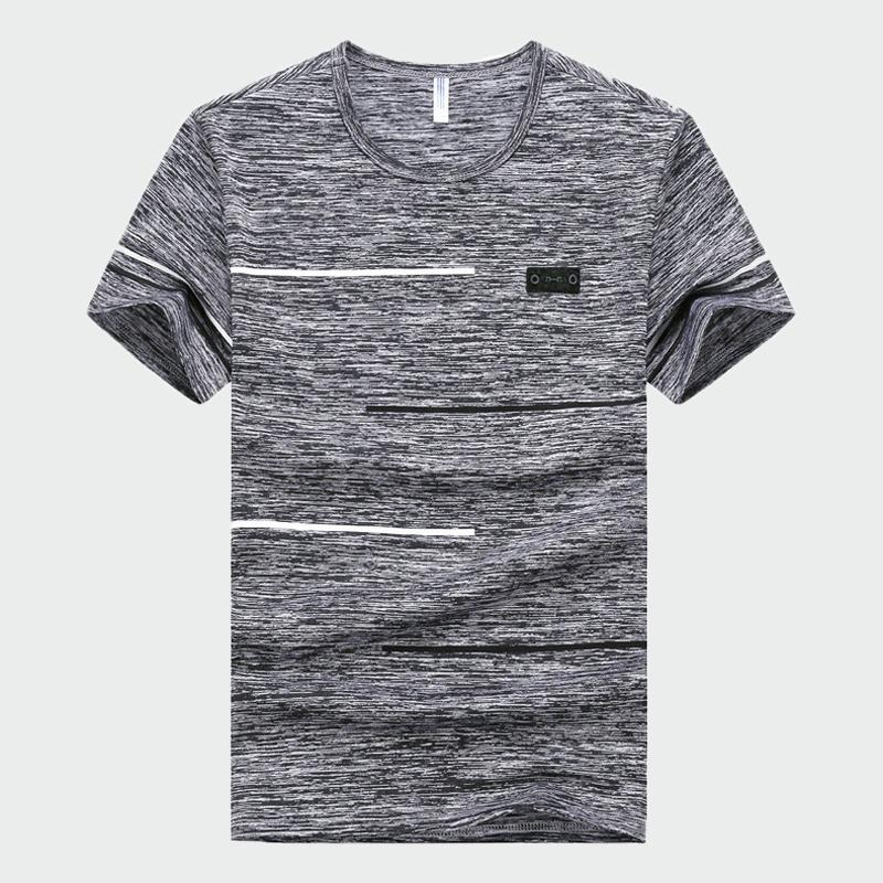 2020 nouveaux hommes coton O-cou à manches courtes T-shirts Mode Hommes Gymnases t-shirt Fitness Bodybuilding T-shirts Tops grande taille 9XL ML245