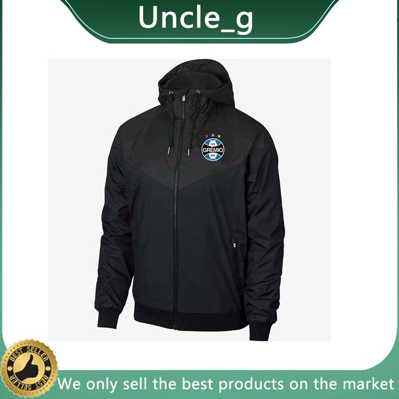 2020 2021 Gremio Wintertuch Windjacke Gremio Miller Luan Douglas Diego Hailon Thailand Qualitätsjacke Training Anzug Hemden