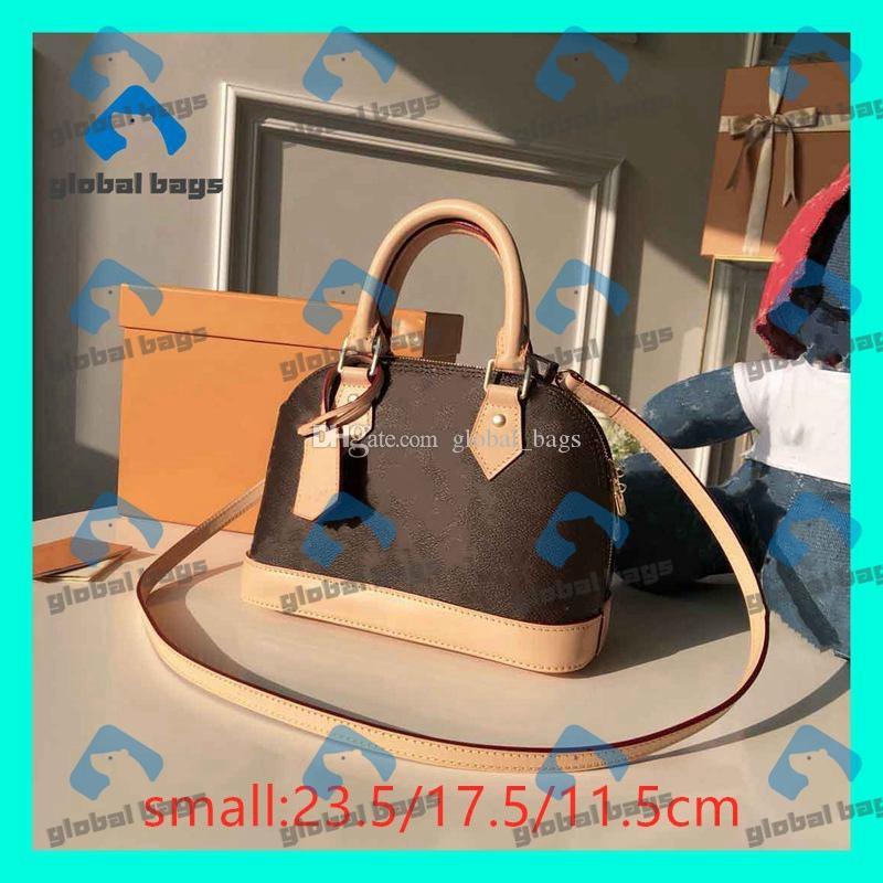 LV handbgs Shell sacchetto crossbody delle donne messenger bag crossbody mini donne del sacchetto borse borse a mano borse moda borse borsa pochette Sacoche Patent pelle donna