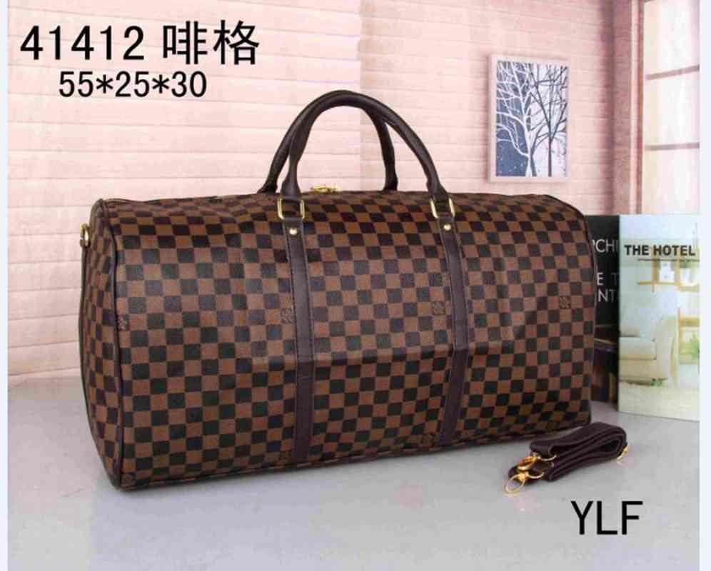 LV LOUIS VUITTON Travel bag Designer Mulheres Bolsas grande capacidade Composite Bag Moda de Nova Senhora envio Travel Bag Temperamento Bolsa Cadeia de mão