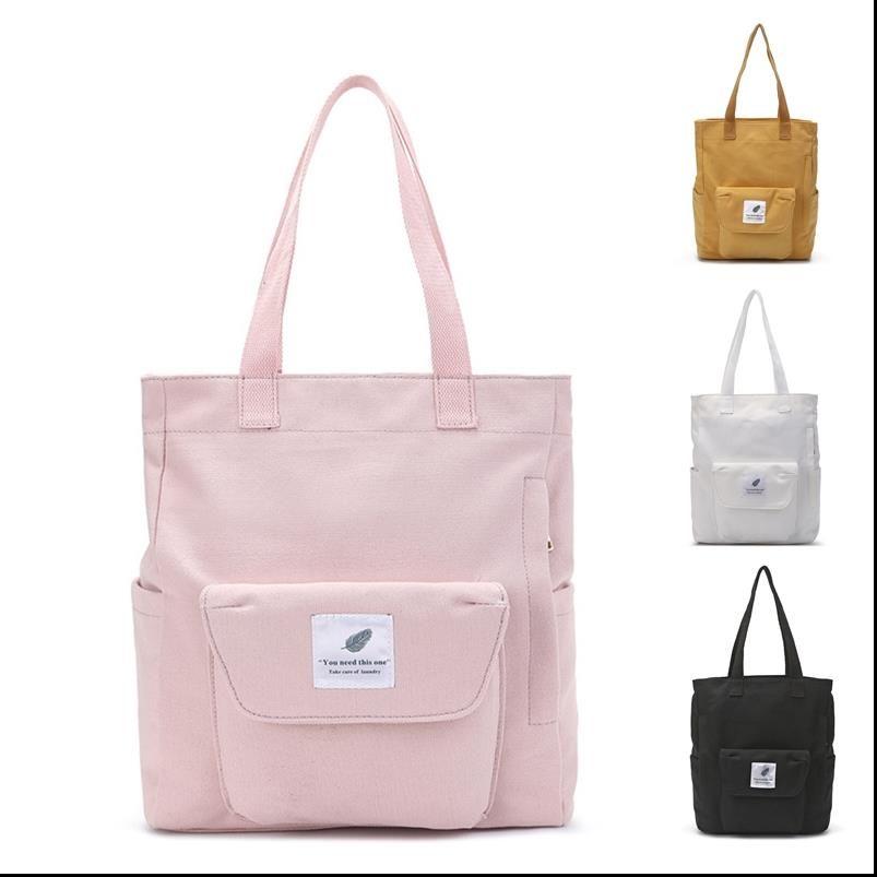 Холст Сумки для женщин 2019 Zipper Большие сумки Женщины сумки на ремне Crossbody Дамы Винтаж Повседневная Tote Женщины Сумка