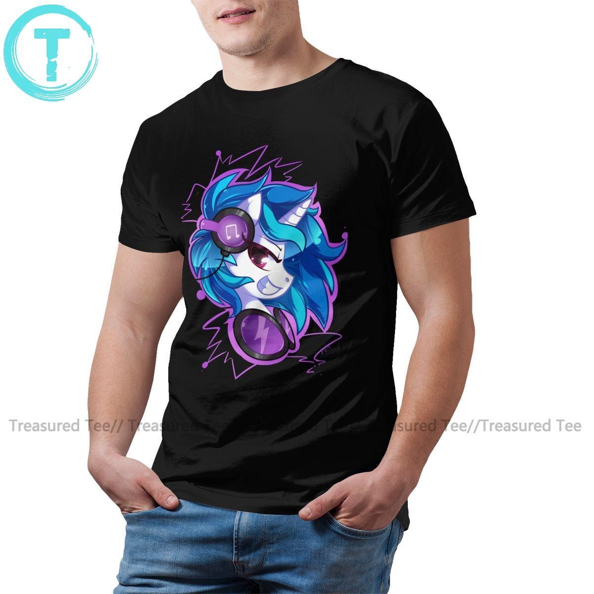Poney T-shirt Shock Wave T-shirt en coton 4XL T-shirt Homme drôle d'été imprimé à manches courtes T-shirt