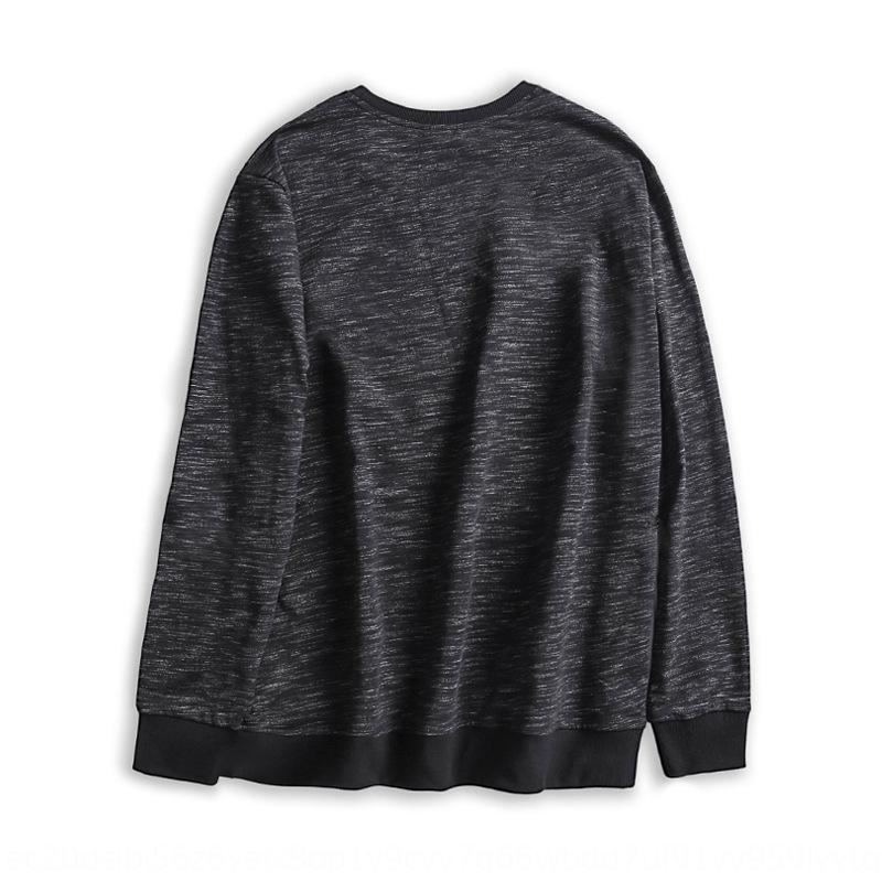 grand ressort de graisse sweatermen marque de taille 1803513 de mode, plus PPCh9 chandail des hommes d'automne, plus de matières grasses et de nouveaux vêtements amples H9akn