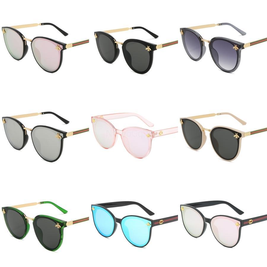 Verano nueva marca de alta calidad Hombre CICLISMO Gafas de sol Gafas de sol Playa Mujeres camiseta clásica de moda los vidrios del deporte + ENVÍO LIBRE # 450