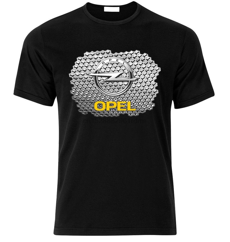 Opel OPC astra corsa Abzeichen kadett Vectra FAN-T-Shirt S-XXL 100% Baumwolle T-Shirt-Oberseiten Großhandel T-Shirt 2020 heiße Tees