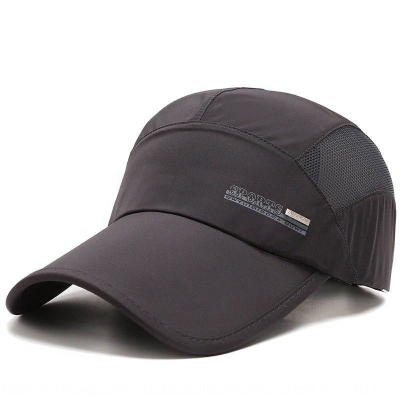cOcIc chapeau de soleil chapeau hommes parasol extérieur baseball séchage rapide sport de baseball parapluie casquette tout match chapeau occasionnel des femmes