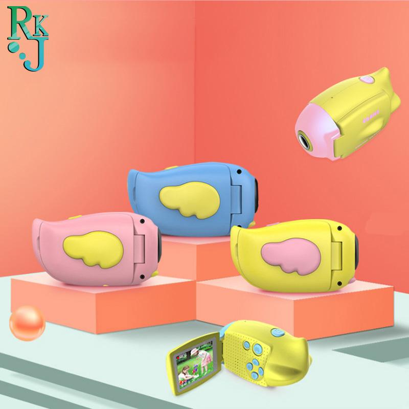 Kinder Mini-DV-Kamera a100 Kinder Lernspielzeug für Kinder Baby-Geschenke Geburtstags-Geschenk-Fotografie Digitalkamera