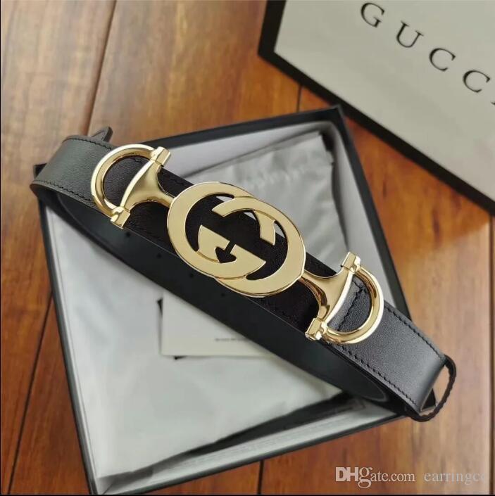 2020 nouvelle haute qualité jean en cuir ceinture en cuir conception cuir nouvelle mode féminine ceinture de luxe ceinture largeur 2.5cm R01