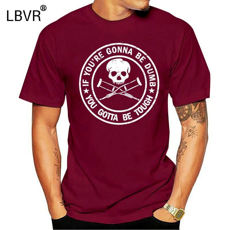 Jackass Tops Tee T Shirt Mens tela impressa MovieMtvStuntRyan DunnJack Ass T-shirt Rua desgaste de moda