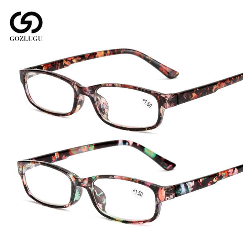 2020 Mode de lecture Lunettes Femmes Hommes Oculos de Grau Noir Lunettes +1.00 +1.50 +2.00 +2.50 +3.00 +3.50 +4.00 Livraison gratuite