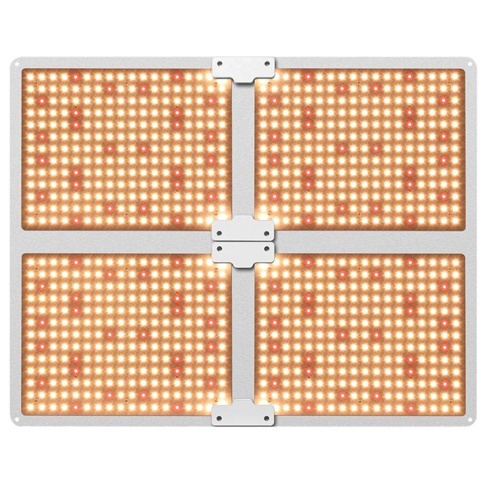 latest version 1000/2000/4000w quantum grow lights Samsung LM2835 3000k 3500k 4000k mix deep red 660nm DIY indoor led light