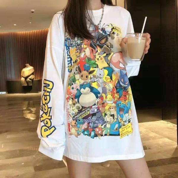 la ropa de la CCA 7vZth super caliente Missing par suéter largo de la manga complementos de Hong Kong sabor a Internet superior de color rojo 2019 nuevo perfume camiseta de perfume underwe