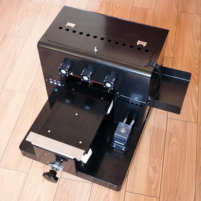 Tamanho A4 Impressora Multifuncional impressora solvente de tinta com cilindro Jig, Golf Ball Jig, Pen Jig, Plano Jig