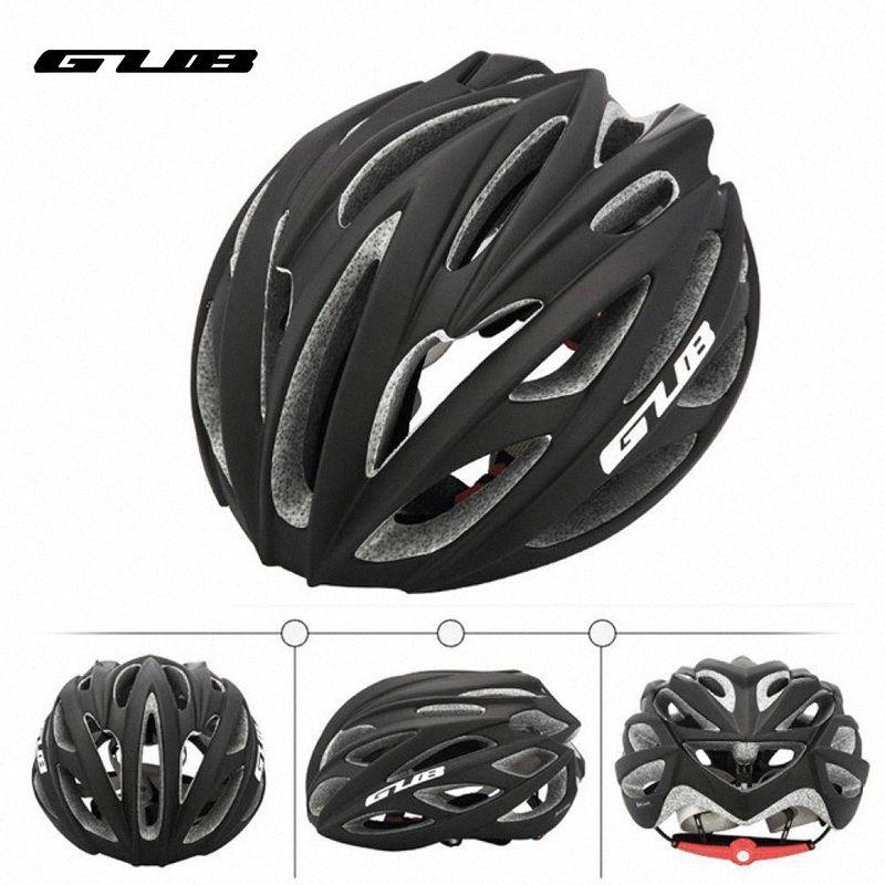 Casque de vélo VTT Vélo de montagne sécurité routière Casque de vélo Casquettes Ultraléger os fort respirante vélo vélo équipement lL0u #