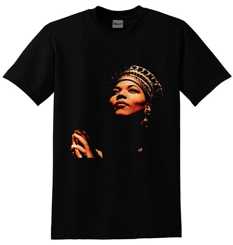 Queen Latifah BlackT Hemd M - 2Xl
