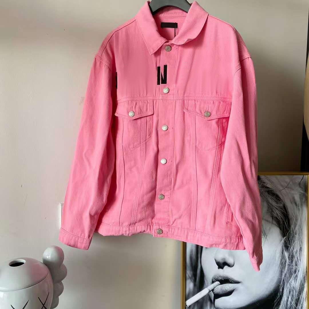 BaxXXXXXGA Женская модная куртка 2020 FW Девушки Hiphop Windbreaker повседневная уличная одежда буквы вышивка в переднее зима тонкое пальто оптом