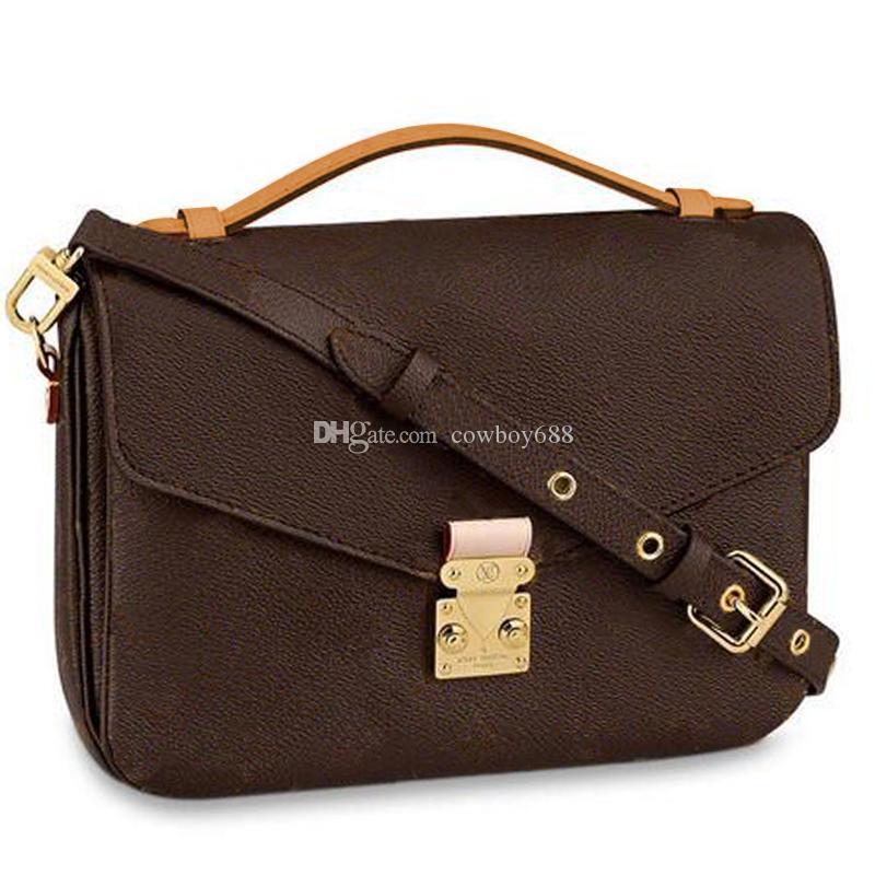 2020 bolsas de hombro de hombro de alta calidad de lujo de lujo bolso de mano damas cosmético mensajero billetera bolsa de moda billetera móvil # M40780 XLCUK