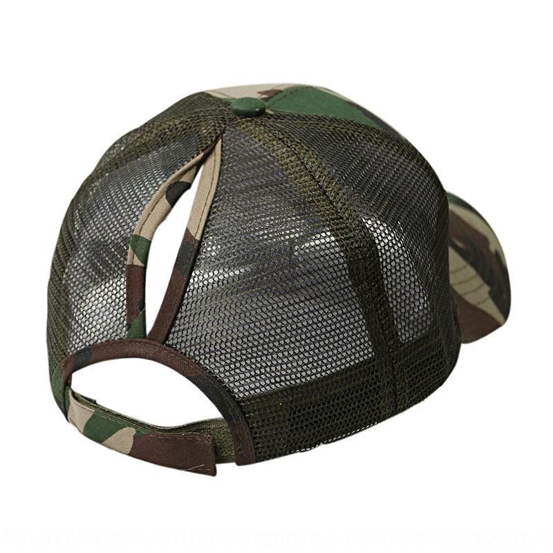 YPTxQ Yaz Kadın üst üst beyzbol şapkası at kuyruğu beyzbol net şapka pamuk geri açık düz renk güneş şapkası parlak siperli şapka