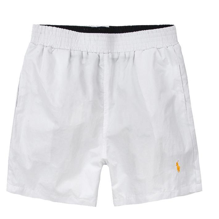 Italienische Marke Menswear-Designer Sommer lässige Mode-Strandkurzschlüsse der Qualitätsmänner Brief gedruckt Logostick Sporthosen s-5xl