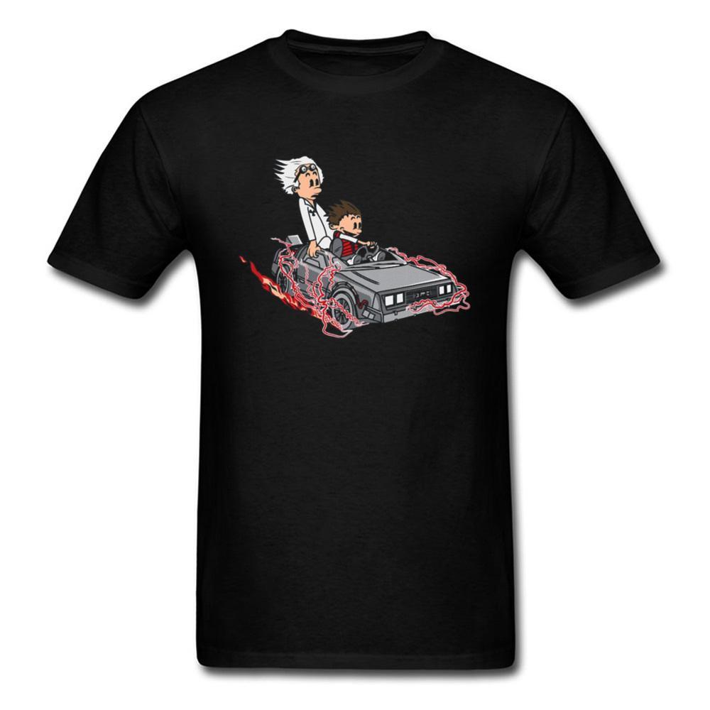 Diseño divertido de la impresión de la moda camiseta de las tapas VideoGame Car Racer cómodo tela de algodón para hombre camisetas Comics T-camisa para el muchacho