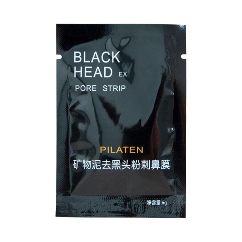 PILATEN 얼굴 광물 코 코 블랙 헤드 리무버 마스크 모공 클렌저 코 블랙 헤드 EX 기공 스트립 DHL 무료