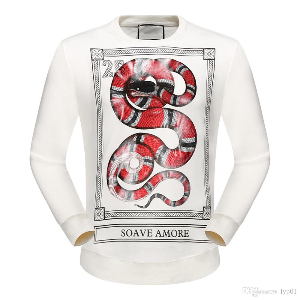 toptan Erkek Marken-Tasarımcı-Mod Kış-Strickjacke-Frauen Bestickte Sweatshirt Erkek Hoodie beyaz hohe Qualität gedruckt h lg11 kapalı