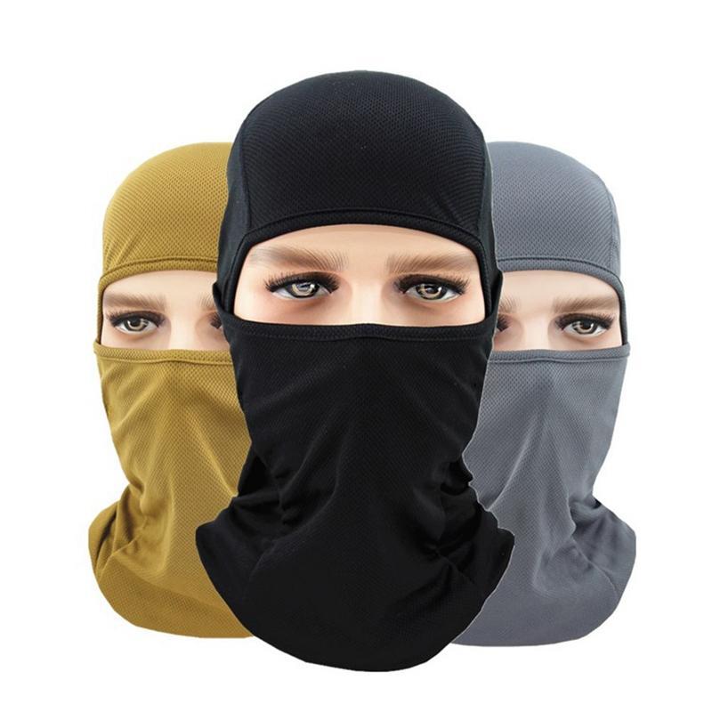 Велоспорт Caps Masks Hiking Шарф Солнцезащитный крем Дышащий на открытом воздухе Пот Уилканг Балаклава Рыбалка Bandana Sun Hear Hear Holly Headgear
