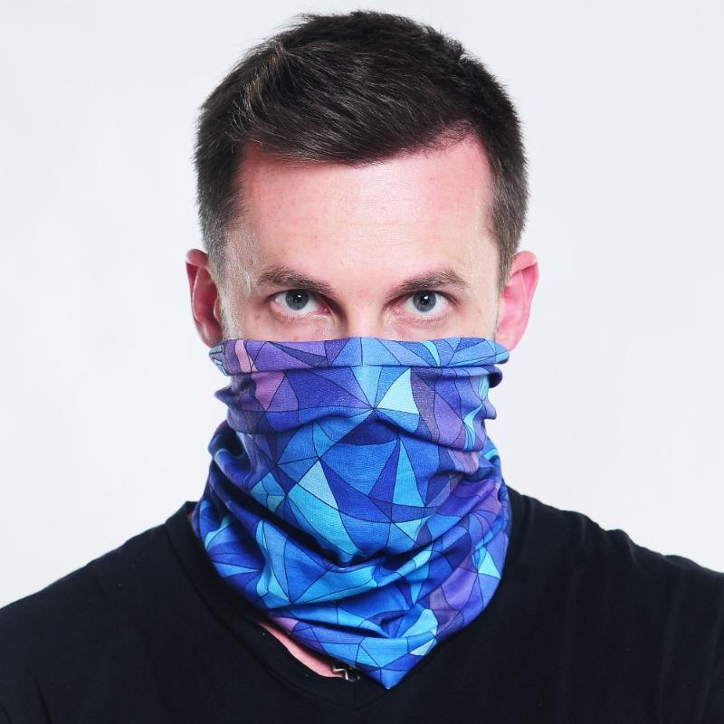 2020 senza soluzione di continuità Beanie Snood Headwear del collo del Bandana sciarpa Tubo flessibile Maschera Cap Marmitta Anti-UV bandana Sciarpe trasporto libero