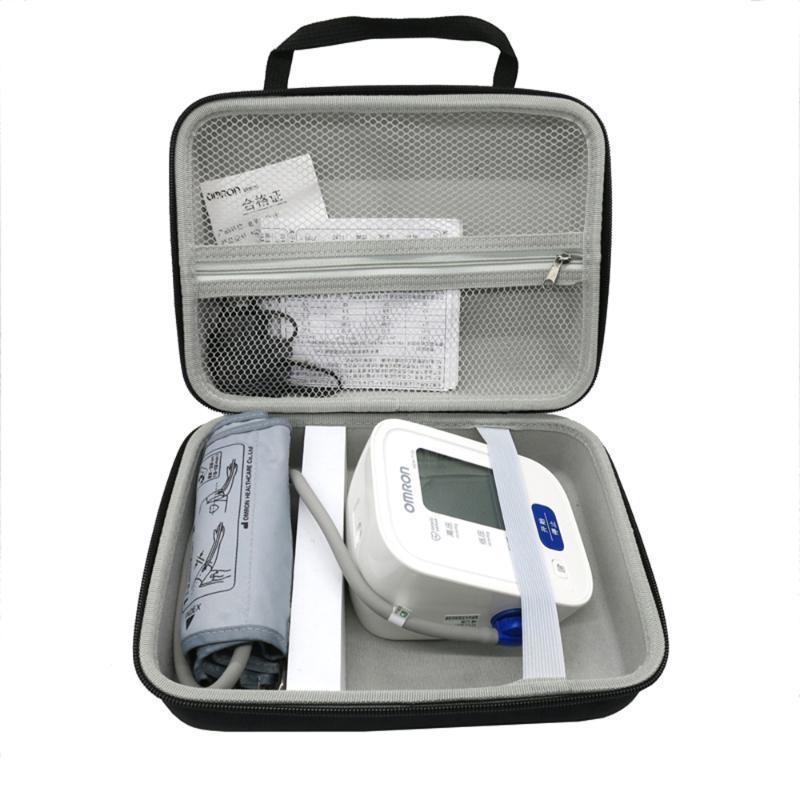 2020 Нового EVA Nylon Hard Cover Box чехол для Omron 7124 Series Wireless 71 Плечи Travel сумки для хранения