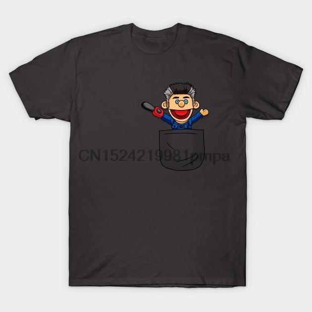 Camiseta de los hombres Ceniciento Slashy bolsillo por ccdesign mujeres camisetas