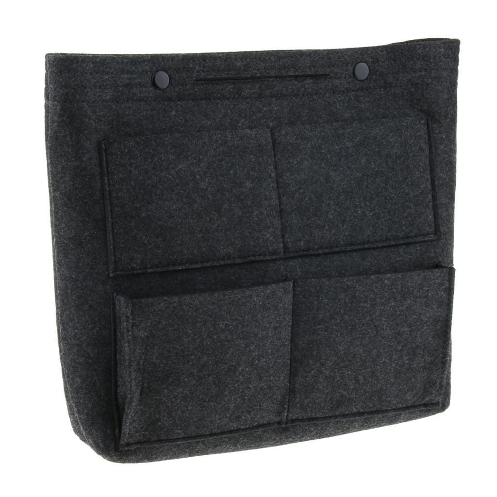 Multi-карман Вставка устроителя мешок кошелек для хранения сумки сумка сумки в мешке