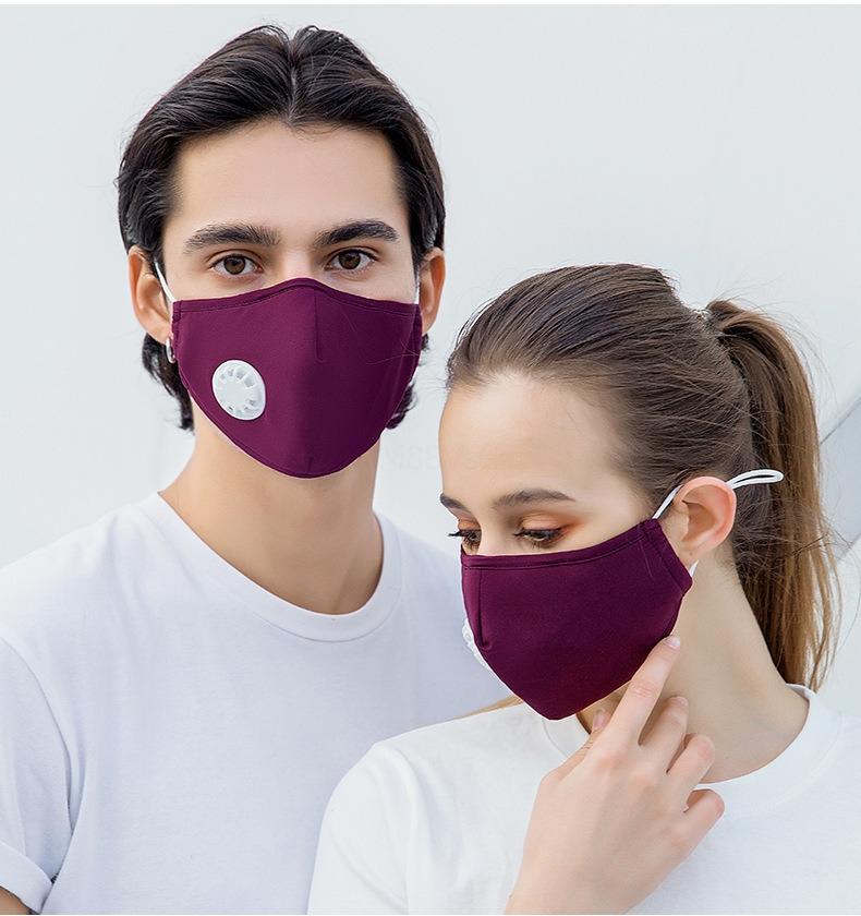 Visiera Maschera 7 colori antipolvere Filtro completa protezione del viso Anti Fog lavabile Viso Bocca mascherina protettiva Designer Stampato Maschera 6078 ## 786