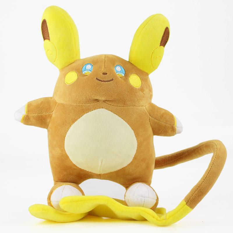 30 cm Nuove 2019 Raichu peluche giocattoli del fumetto farcito molle Kawaii bambola animale del giocattolo del regalo di compleanno