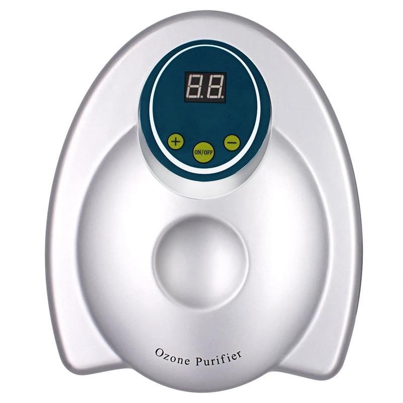Générateur d'ozone Purificateur d'air 400mg / H Machine ozone à usages multiples pour l'eau,, Maison et Office à l'aide de l'UE plug