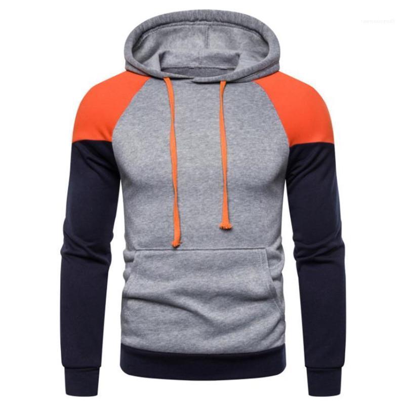 Giyim Kalça Casual Kazak Giyim Erkek Tasarımcı Kasetli Kapüşonlular Casual Erkek Spor kapşonlu hırka Gevşek Pop