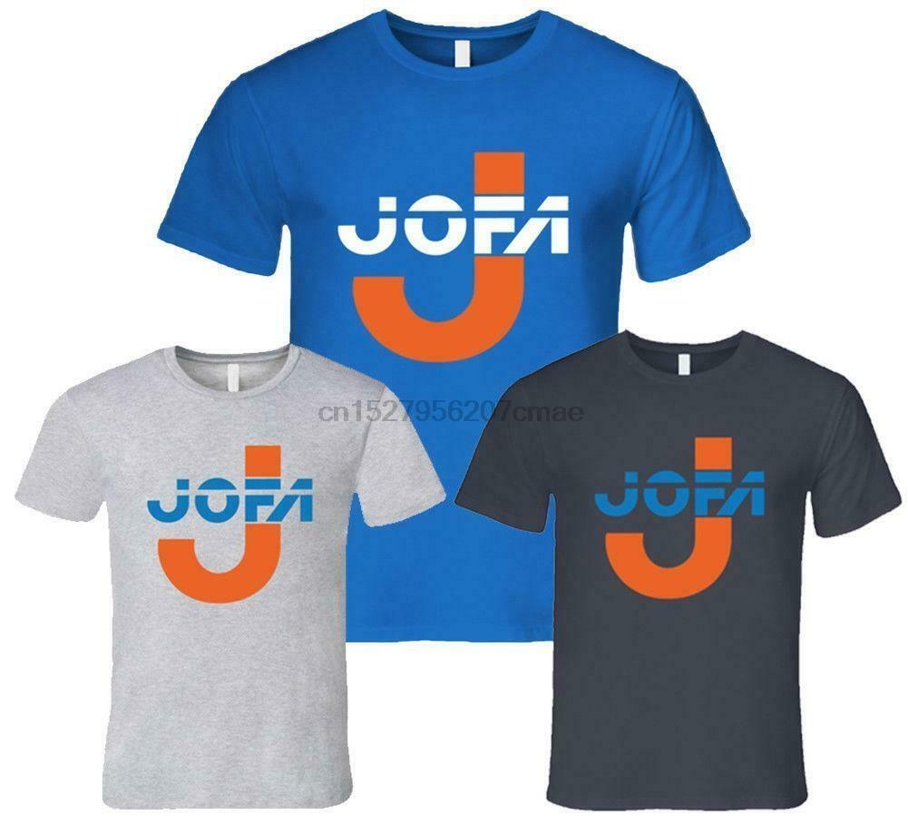 JOFA 하키 T 셔츠 100 % RING SPUN COTTON 크기 S - 미국 EM1 FROM 2XL FAN 선물 (1)