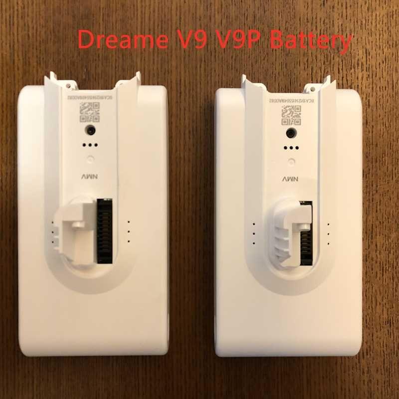 [Originale] Dreame V10 Battery Dreame V9 Batteria V9P V8 XR 4 Aspirapolvere