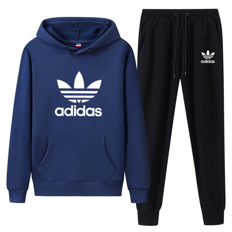 mens tute di autunno della molla Abbigliamento casual insiemi donne Adolescente con cappuccio dei pantaloni 2pcs dei vestiti Nipsey Hussle Mens 001 dC