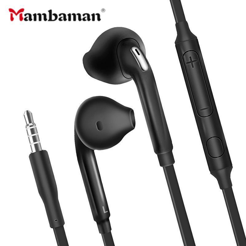 Sport De Iphone stéréo pour écouteurs Xiaomi S4 écouteurs S6 Mic Fone Headpset 3,5 mm Pc Ecouteurs intra avec Universal Wired oreille Ouvido mjGDO qqds