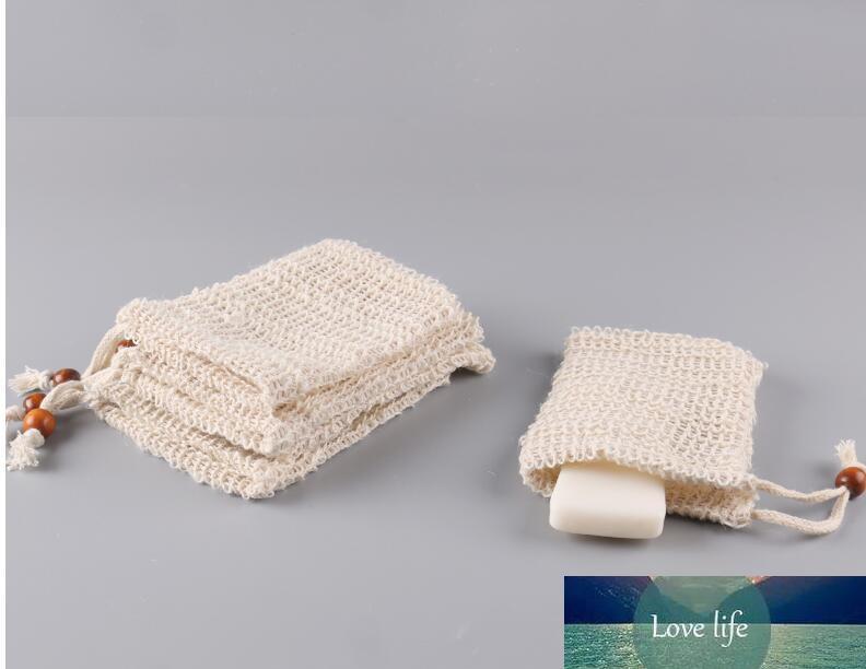 Savon blister maille filet de savon à double couche moussante Net sac en filet bulle facile Riche en stockage mousse de savon de bain outils de nettoyage