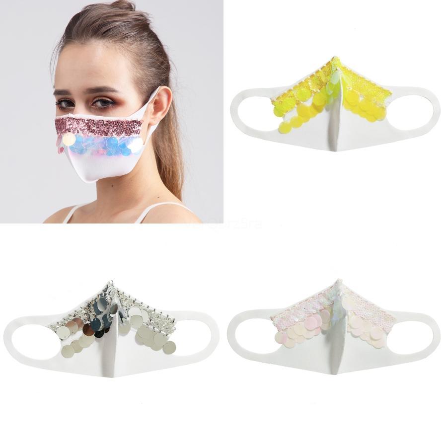 Новые маски Halloween маски для лица Маски для лица Моды Блестки Женщина Солнцезащитного маска с масками Модного Rhinestone маски для лица # 754