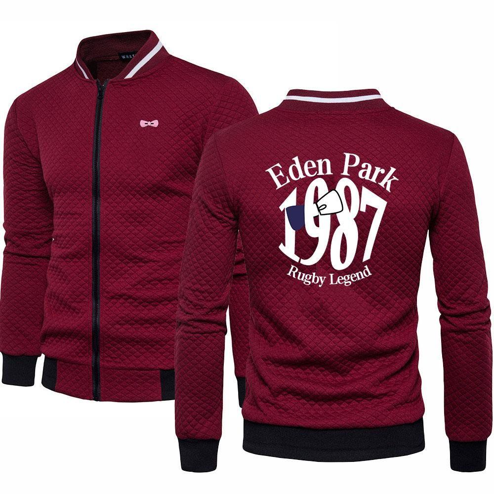 Лоскутное Толстовки Мужчины Женщины Осень Зима Новый стиль мужские с капюшоном Уличная Eden Park Letters Пуловер Фитнес Одежда