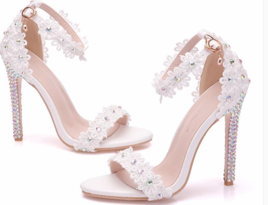 2020 лето сандалии Новый стиль моды Высокий каблук штрафа пятки женщин в @ ZX183