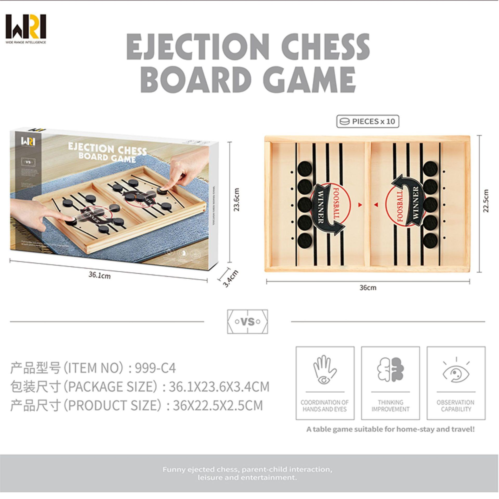 New product Foosball Games Super Winner Sling Puck Game Board-Game table desktop battle 2 in 1 ice hockey game Toys For Adult Child
