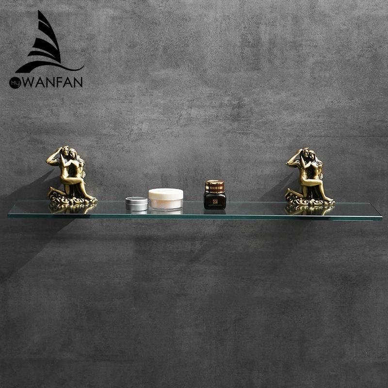 Badezimmer-Halter Mb befestigte Toiletten Bronze Bar Handtuch Serie Wandhalter Zubehör 0813b Papier Badezimmer Toilettenbürste edFnE network2010