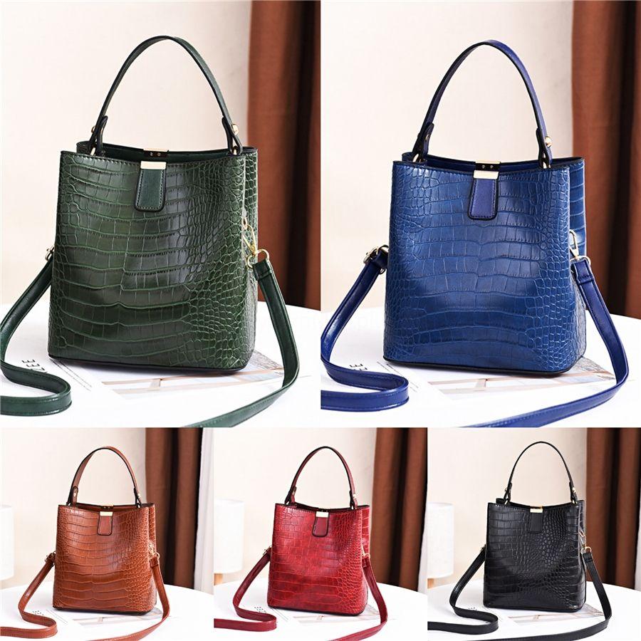 Мода сумка для женщин Емкость кожаная сумка Crossbody мешок тавра дамы вязать Printed # 284